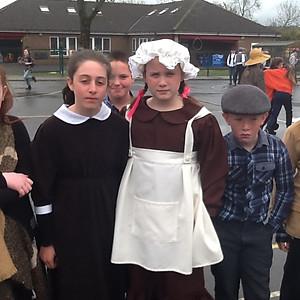 1916 Costume Day