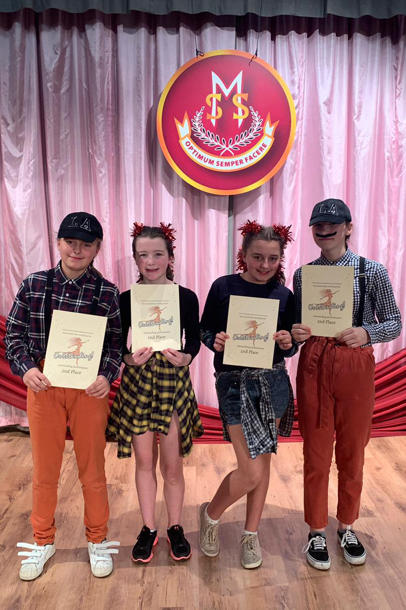 Year 8 Dance Competition 2019 app 2