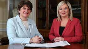 DUP and Sinn Féin voters – their view on a new Stormont agreement