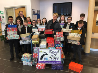 Christmas Shoebox Appeal 2019