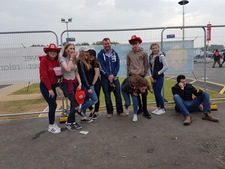 Students Visit The Balmoral Show