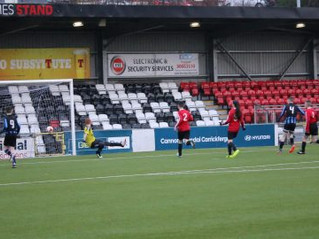 FANTASTIC 15S COME FROM GOAL DOWN TO WIN CUP
