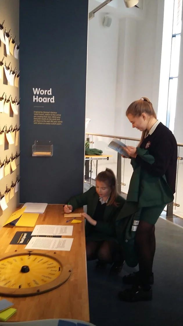 Seamus Heaney HomePlace Visit
