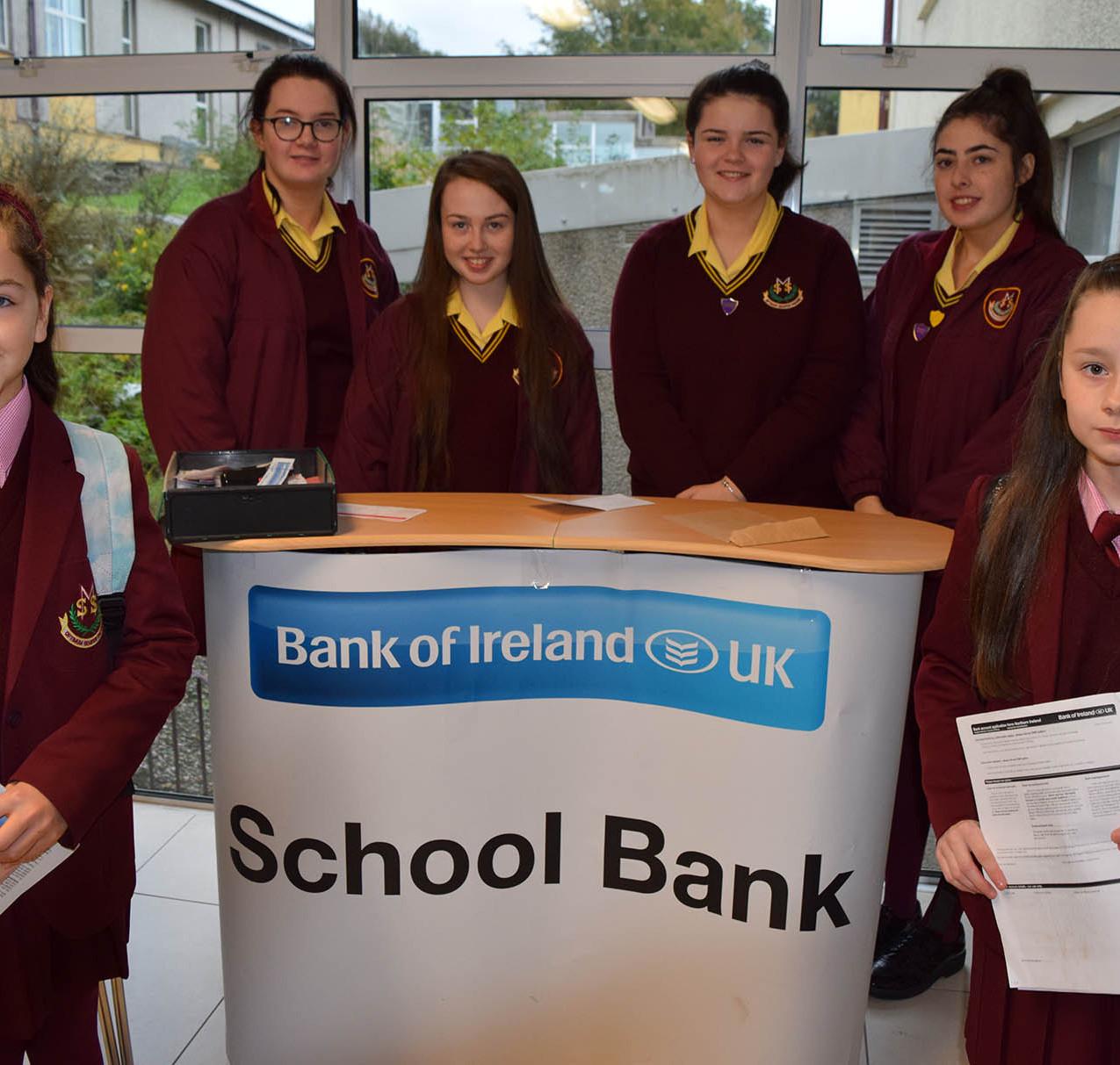 School Bank Launch 2019 app 1