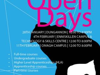 2020 Open Days