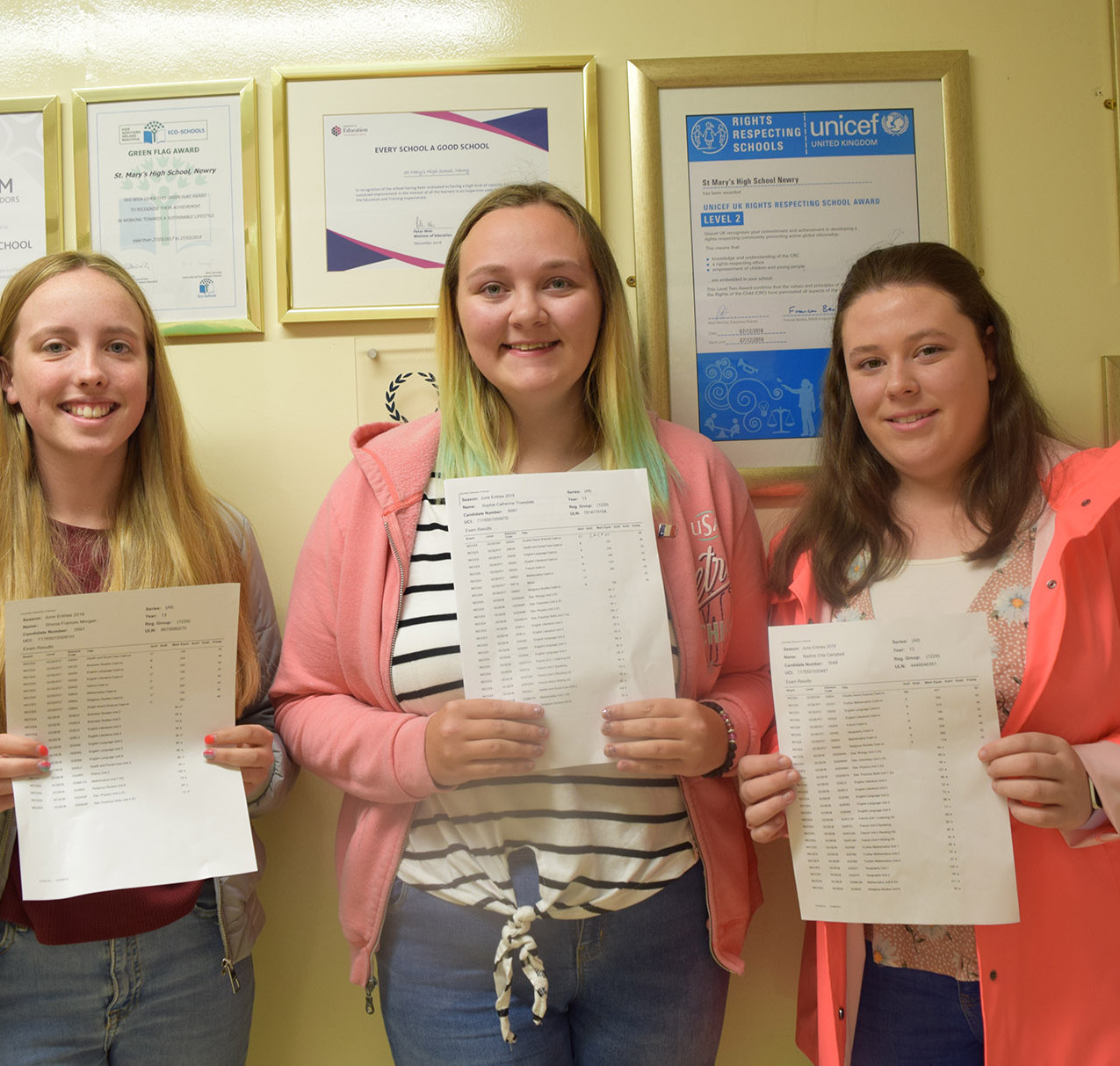 GCSE Results Day 2019 app 18