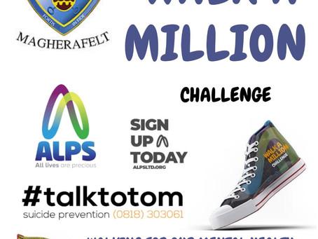 Walk A Million Steps Challenge