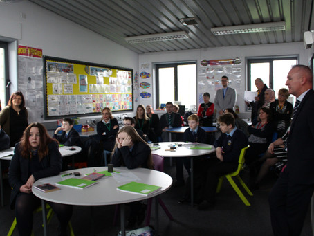St Colm's Welcomes Teachers of English from The Netherlands