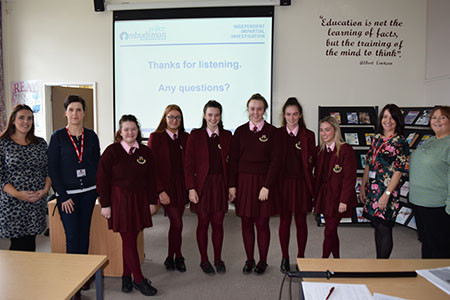 Year 12 Welcome Police Ombudsman