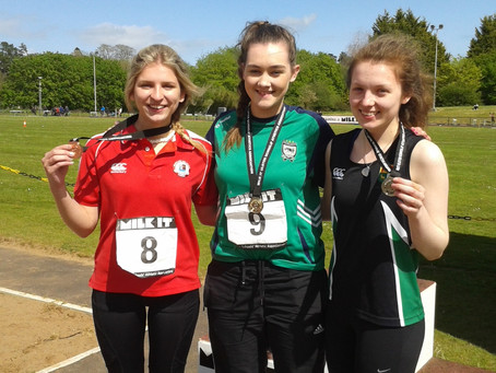 Ulster Athletics Results May 2015
