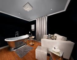 Silver Soak Room