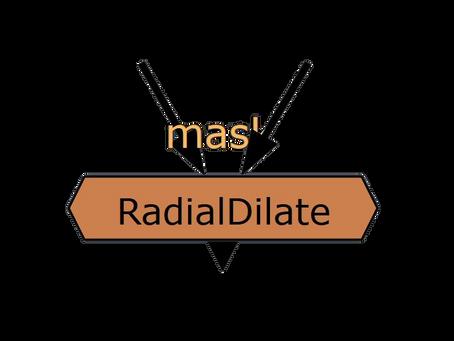 Experiments with Blinkscript | RadialDilate