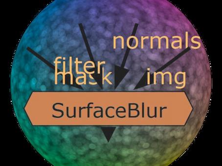 Experiments with Blinkscript | SurfaceBlur