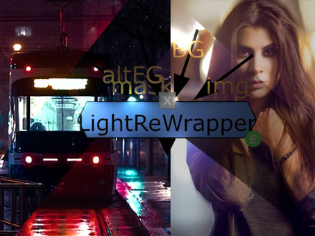 LightReWrapper | Unwrapping LightWrapping!