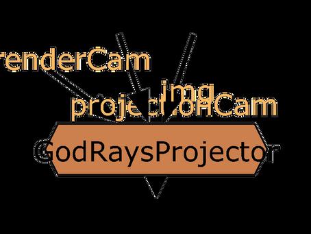 GodRaysProjector
