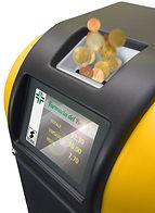 x-pay inserimento monete
