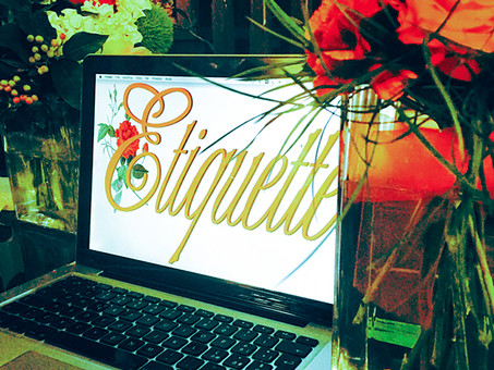 Web Reputation: il corso di Etiquette Italy per costruire un'immagine di stile online