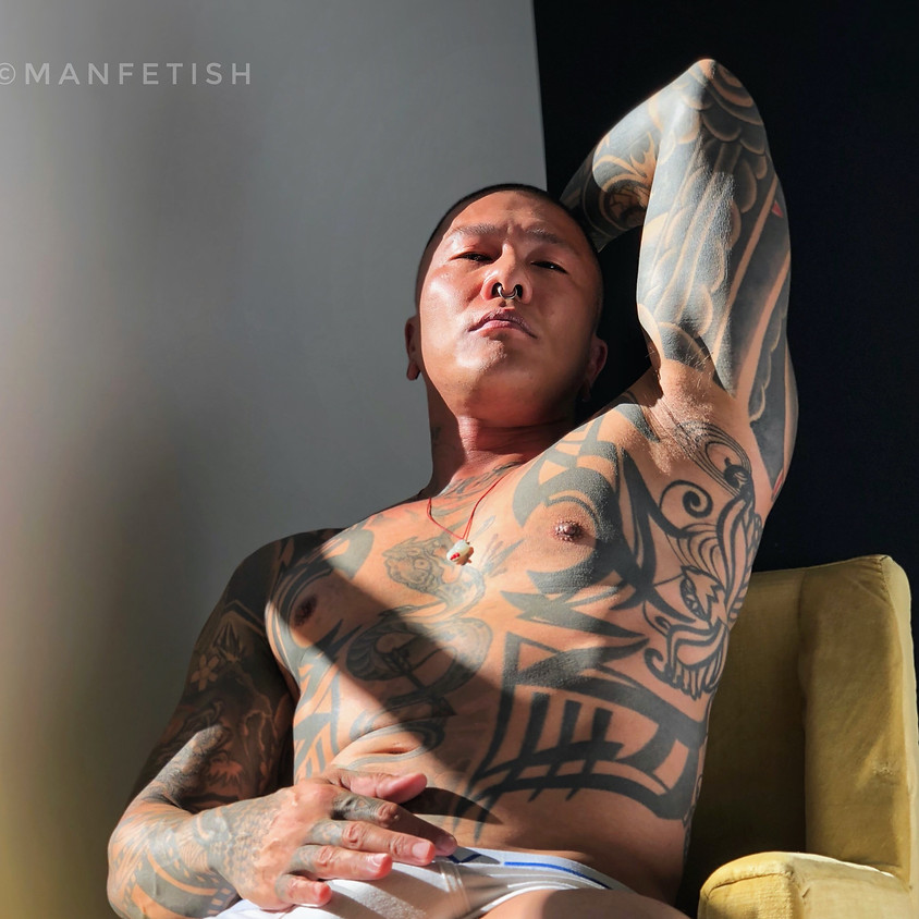 Virtual Erotic LDS with Damian
