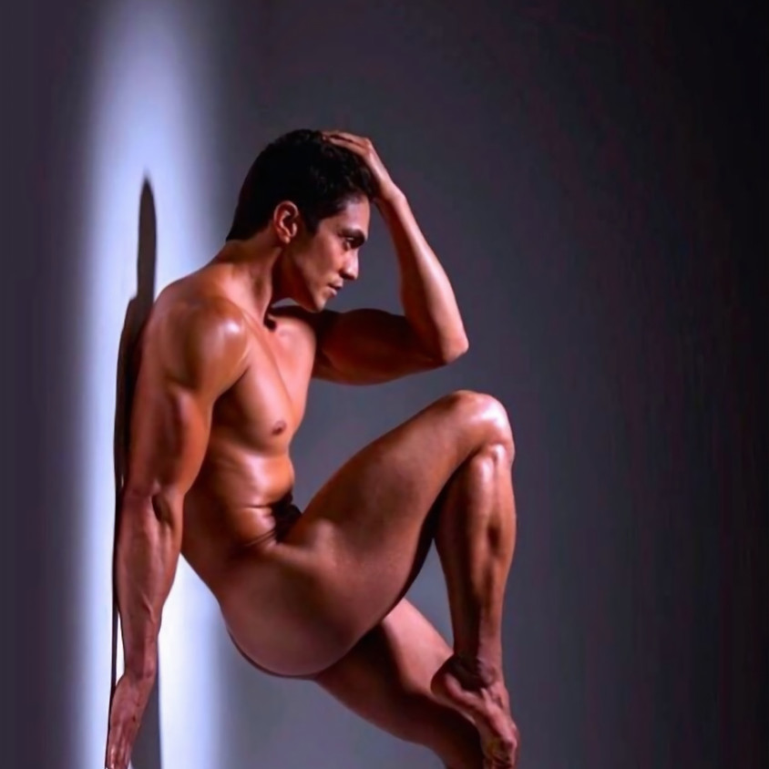Virtual Erotic LDS with Antonio