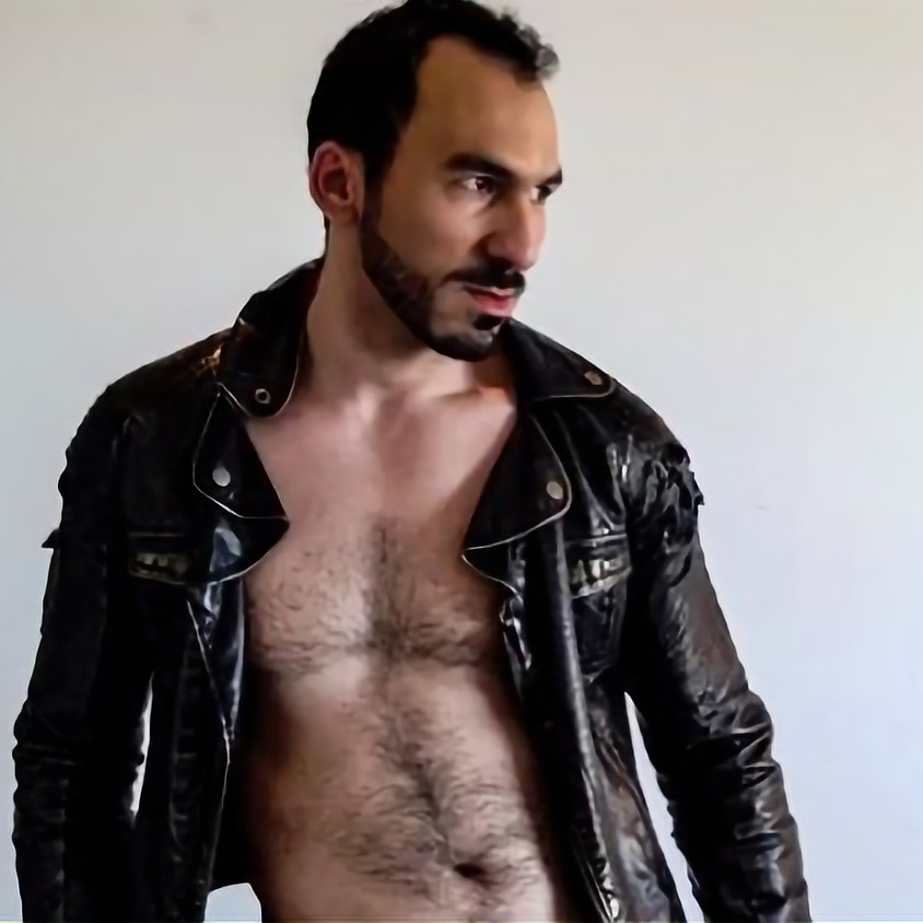 Virtual Erotic LDS with Javier
