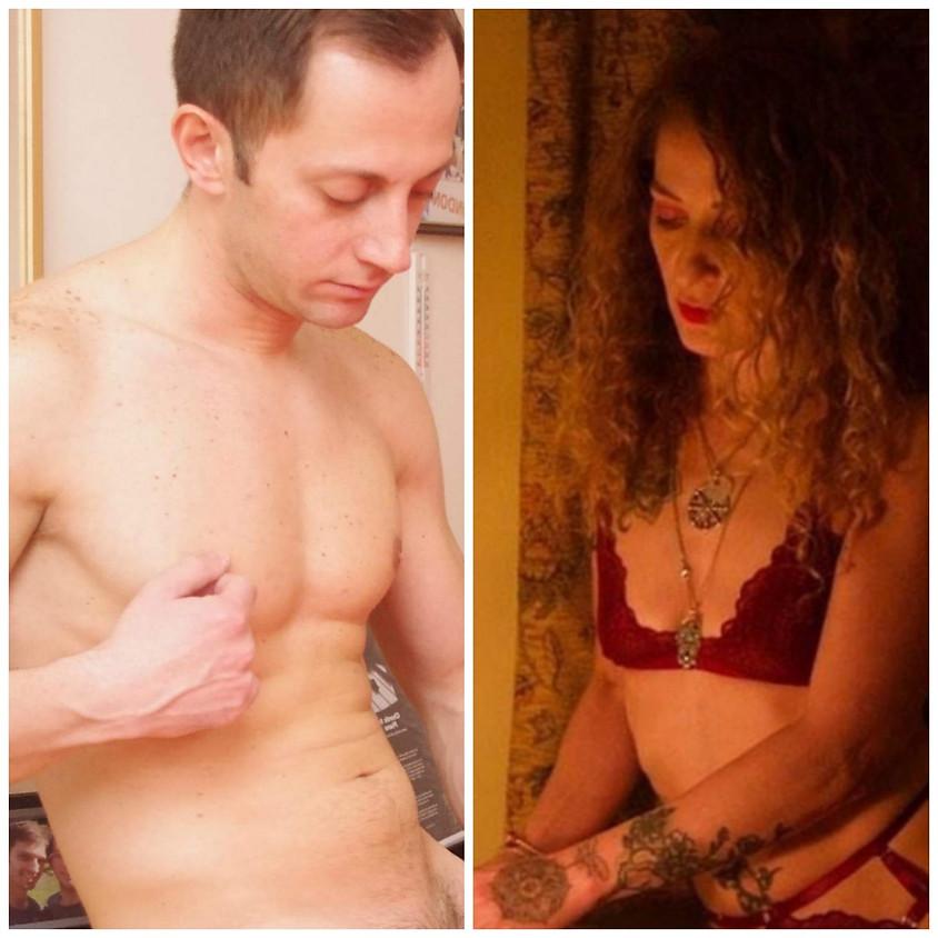 Virtual Erotic LDS with Joe & Sofia
