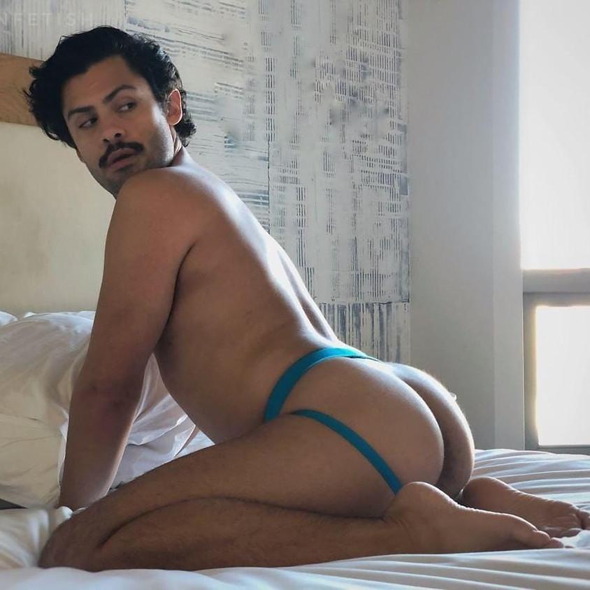 Virtual Erotic LDS with Leo