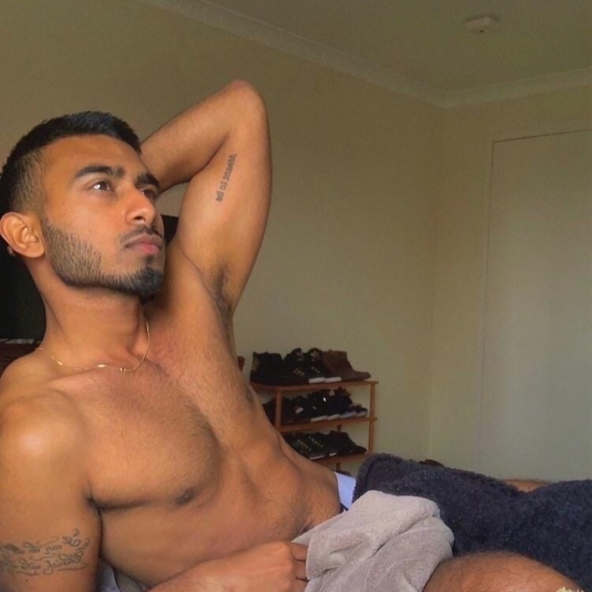 Virtual Erotic LDS with Adrian
