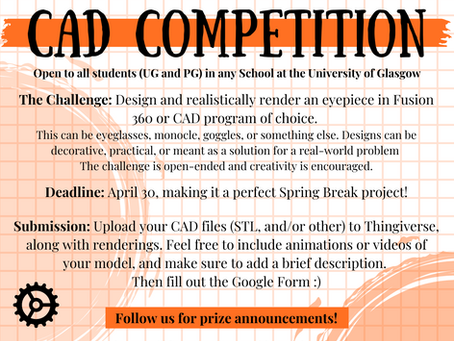 GUBMES CAD Competition