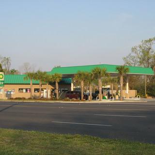 BP Station - West Ashley