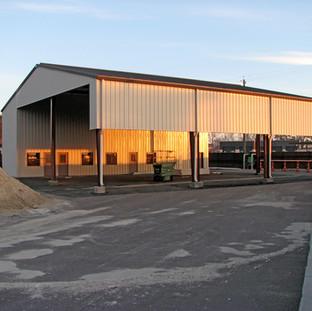 CDF Facility Building