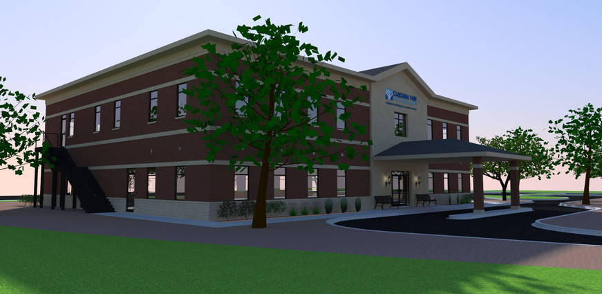 TUPCO Design and Rendering