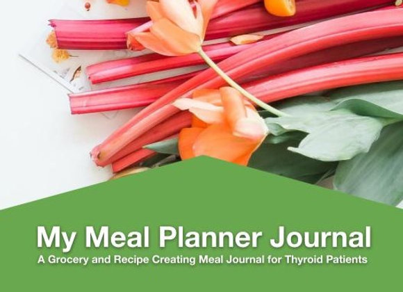 My Meal Planner Journal