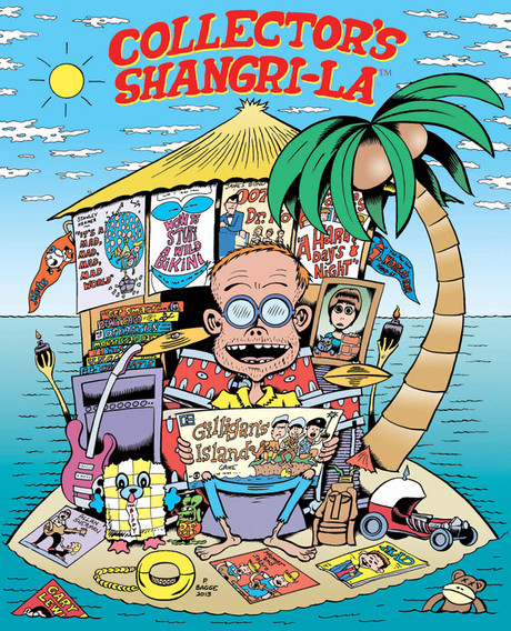 Collector's Shangri-La by Peter Bagge