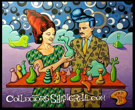 Collector's Shangri-La by KRK Ryden