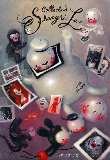 Collector's Shangri-La by Brandi Milne