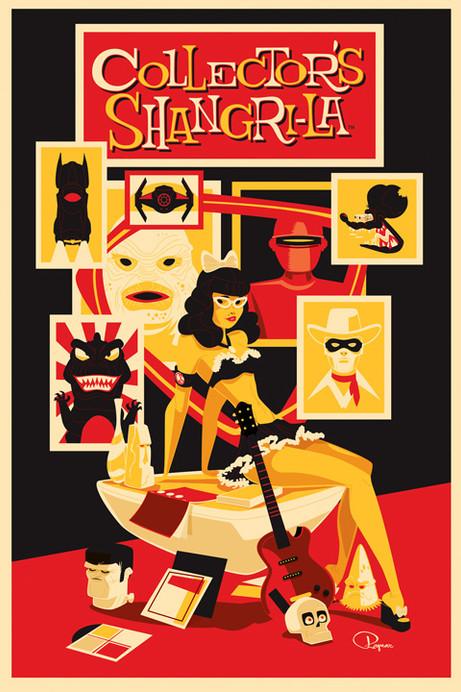 Collector's Shangri-La by Ragnar