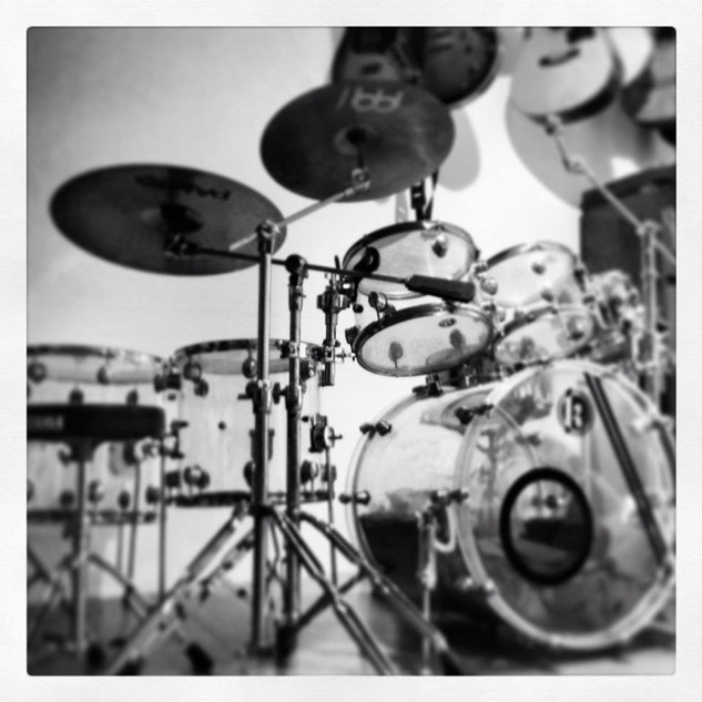 Kirchhoff Drumset