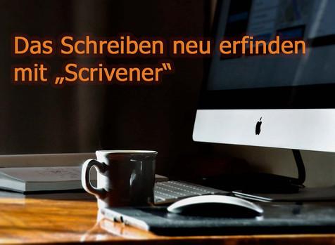Scrivener: Software für Autoren