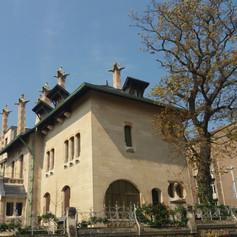 Maison Majorelle Südseite