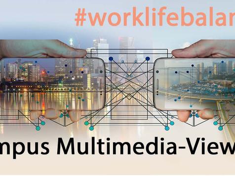 Hauseigener Bildungsserver: Campus Multimedia-View