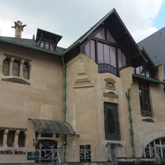 Maison Majorelle Nordseite
