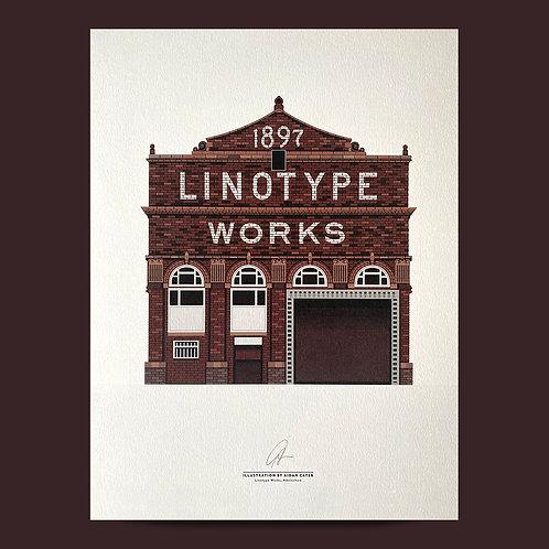 Linotype Works Altrincham