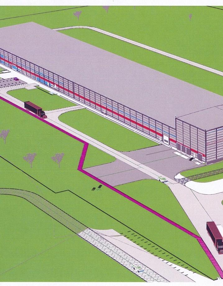 BOLSHEVIK-KRAFT-FOODS usine de confiseries. surface 15'000 m2
