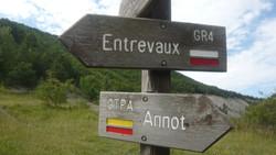 Randonnées sur le GR4