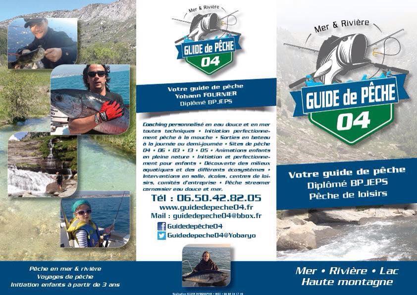 Yohann - guide de pêche