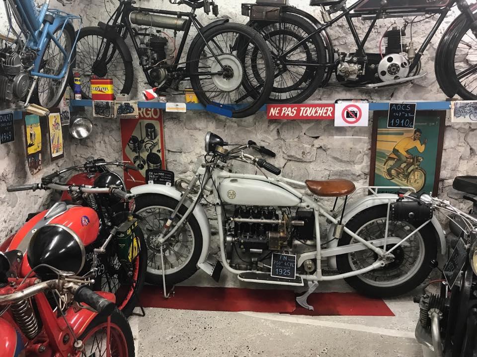 Musée de la moto