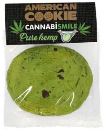 American cookie pure hemp