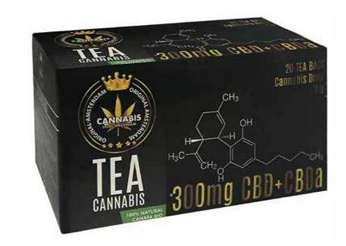 Cannabis tea 100% BIO