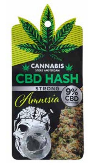 CBD Hash Amnesia 9%