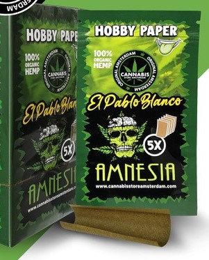 Hobby Paper Amnesia